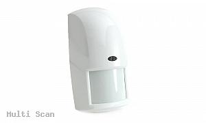 Zewnętrzny Dualny czujnik ruchu PIR+MW OD 850 Bosch