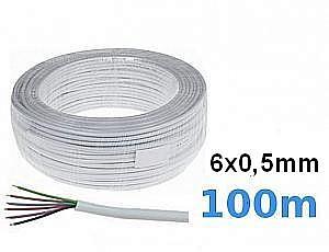Przewód YTDY 6x0,5 mm