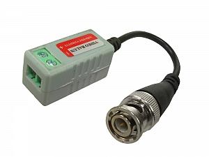 VT-AHD-II Pasywny jednokanałowy nadajnik/odbiornik sygnału wizyjnego  HD-CVI, HD-TVI, AHD, ANALOG