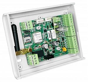 BasicGSM-BOX 2 MODUŁ POWIADOMIENIA I STEROWANIA GSM, TERMINAL GSM (NADAJNIK GSM) Ropam