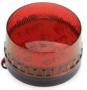 Sygnalizator wewnętrzny ES-HC01R - Sygnalizator stroboskopowy optyczny czerwony