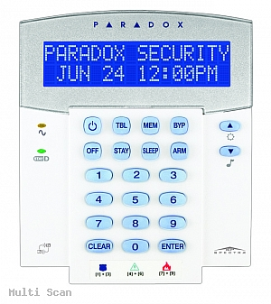 Manipulator z wbudowanym modułem radiowym K32LX K-32LX Spectra Paradox