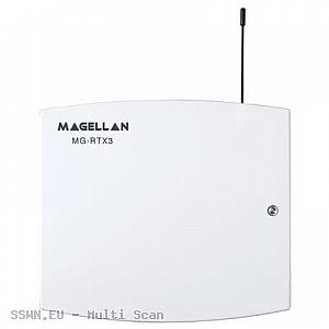 Moduł urządzeń bezprzewodowych Magellan do central przewodowych PARADOX RTX3 RTX-3