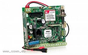 BasicGSM-PS - Moduł powiadomienia GSM, terminal SMS (wbudowany zasilacz buforowy) Ropam