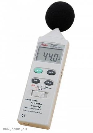 DB8850 Miernik poziomu dźwięku Sonometr