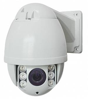 LPTM60-SEE700-X10-W Kamera szybkoobrotowa analogowa Zoom optyczny 10x, IR 60m, 960H obiektyw 3,8-38mm MW POWER