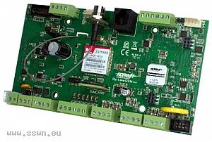 OptimaGSM CENTRALA ALARMOWA Z KOMUNIKACJĄ GSM I FUNKCJAMI AUTOMATYKI BUDYNKOWEJ Ropam